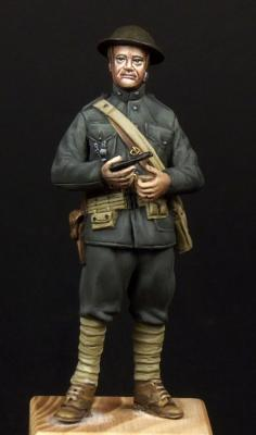 USMC Officer (WW1)