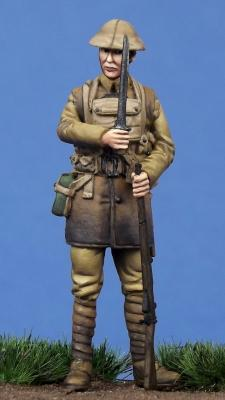 British Soldier WW I