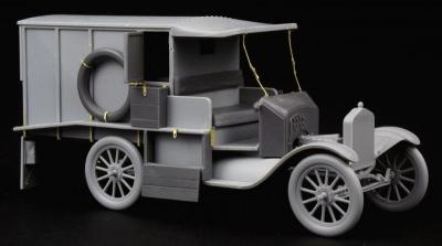 Ford Model T Ambulance update set