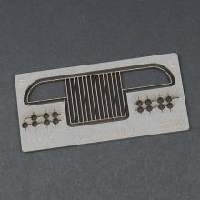 Studebaker US-6 front grill (asymmetrical)