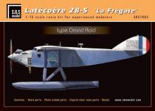 Latecoere 28-5 'La Fregate' (full resin kit)