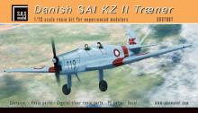 Danish SAI KZ-II Trainer full resin kit