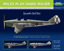 Miles M.2H Hawk Major 'Spanish Civil War'