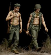 The Bodi Figures 1//35 WORLD WAR II SWEDISH TANK CREWMAN Resin Figure
