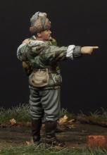 German soldier & scout - 1.