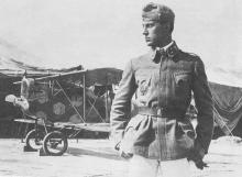Austro-Hungarian Fighter Ace WW I. - 6.