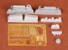 Toldi I (A20-B20) exterior set for Hobbyboss kit - 1.