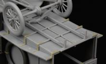 Ford Model T Ambulance update set  - 6.