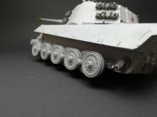 Sd.Kfz 182. 'King Tiger' roadwheel set for Meng kit - 5.