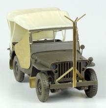 Conversion set for Willys jeep - 1.