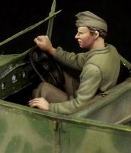 Hungarian driver for 508 CM Coloniale WW II - 1.