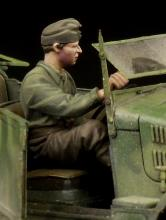 Hungarian driver for 508 CM Coloniale WW II - 2.