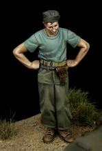 USMC Mechanic WW II #1 - 1.