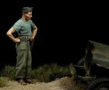 USMC Mechanic WW II #1 - 3.