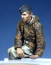 German Panther crewman WW II #1 - 5.