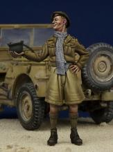 Desert Rat - British Soldier WW II - 2.