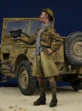 Desert Rat - British Soldier WW II - 3.