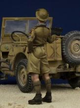 Desert Rat - British Soldier WW II - 4.
