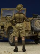 Desert Rat - British Soldier WW II - 5.