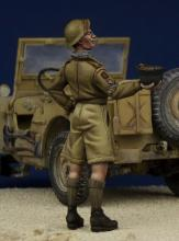 Desert Rat - British Soldier WW II - 6.