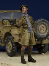 Desert Rat - British Soldier WW II - 1.